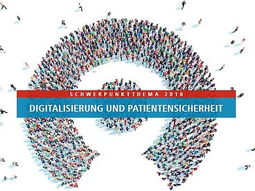 Logo zum Internationalen Tag der Patientensicherheit