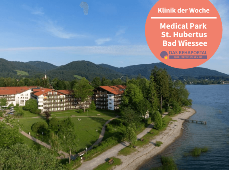 Rehabilitation in der Medical Park Klinik St. Hubertus Bad Wiessee
