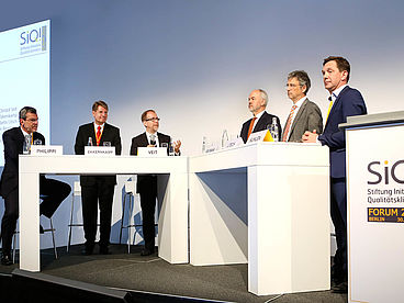 SIQ! Forum 2016 Podiumsdiskussion
